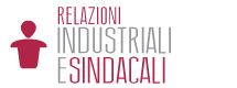 relazioni industriali e sindacali