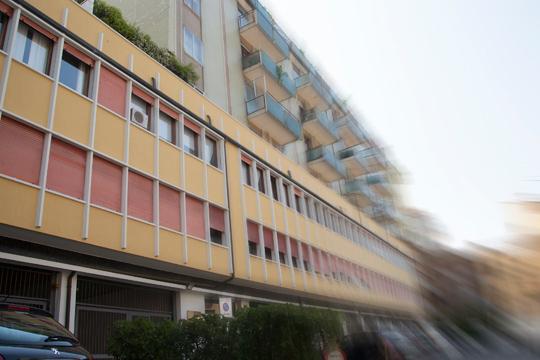 Vista della sede di Padova